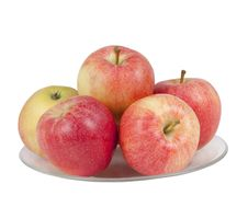 Free Red Apples Royalty Free Stock Image - 21063306