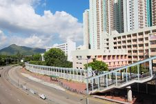 Free Tin Shui Wai District In Hong Kong At Day Stock Photo - 21063560