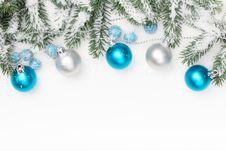 Free Christmas Decoration Royalty Free Stock Photo - 21064615
