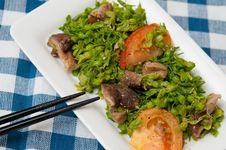 Free Asian Unique Dish Stock Photo - 21064680