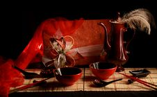 Free Still Life In The Japanese Style Stock Image - 21065571