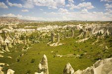 Free Love Valley In Capadocia Stock Photos - 21065573