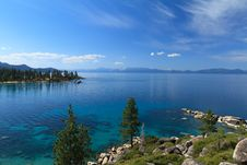 Free Lake Tahoe Royalty Free Stock Images - 21066119