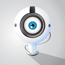 Free Surveillance Camera Stock Image - 21066181