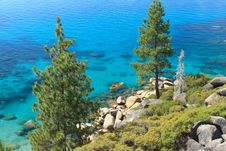 Free Lake Tahoe Royalty Free Stock Photos - 21066308
