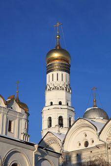 Free Moscow Kremlin Stock Photo - 21067070