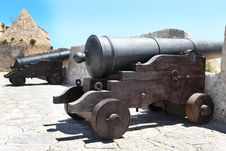Free Historic Canon Royalty Free Stock Image - 21067116