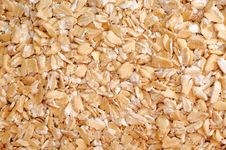 Free Oat Background. Vegetarian Food Royalty Free Stock Image - 21069196