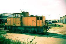 Free Locomotive Royalty Free Stock Images - 21069479