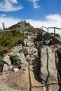 Free Mountain Steps Royalty Free Stock Image - 21074626