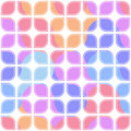 Free Vector Colorful Seamless Lattice Pattern Royalty Free Stock Image - 21075726