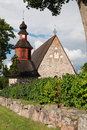 Free Typical Finnish Church In The Summer Stock Image - 21078471