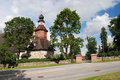 Free Typical Finnish Church In The Summer Royalty Free Stock Photos - 21078498