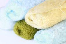 Free Knitting Yarn Stock Photo - 21070510