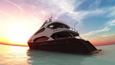 Free Cruiser Royalty Free Stock Image - 21073096
