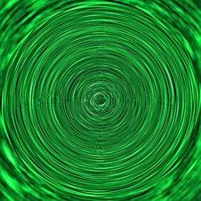 Free Green Vortex Simulating Stock Photo - 21073200