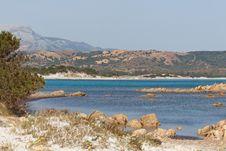 Free Sardinia Beach Royalty Free Stock Image - 21073536
