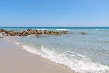 Free Sardinia Beach Royalty Free Stock Photo - 21073555