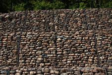Free Gabion Wall Stock Photos - 21074043