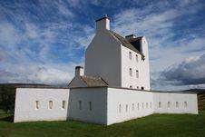 Free Corgaff Castle Stock Image - 21074051