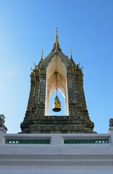 Free Wat Pho In Bangkok - Thailand Stock Image - 21074251
