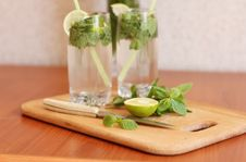 Free Mojito Stock Photo - 21074550