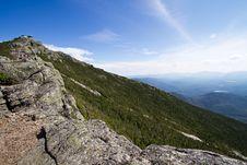 Whiteface Mountain Summit Stock Image