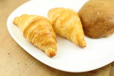 Free Croissant Stock Images - 21075074
