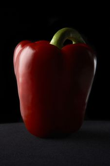 Free Red Pepper In The Mood. Stock Photography - 21075622