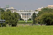 Free White House Royalty Free Stock Image - 21075766