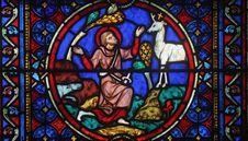 Free Church Window Royalty Free Stock Image - 21075986