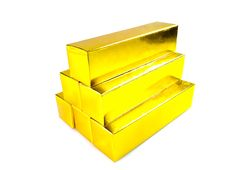 Free Gold Bars Royalty Free Stock Photos - 21077718