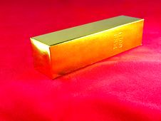 Free Gold Bars Royalty Free Stock Image - 21077786