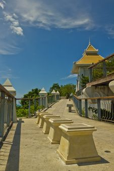 Free Viewpoint At Samui Beach Royalty Free Stock Images - 21077989