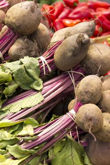 Free Beets Royalty Free Stock Photo - 21078215
