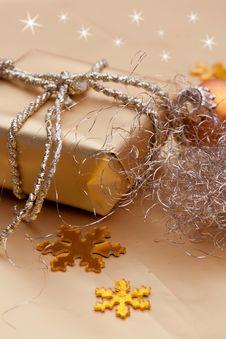 Free Christmas Box Stock Photo - 21078570