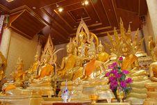 Free Image Of Buddha Royalty Free Stock Image - 21079806