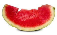 Free Watermelon Slice Royalty Free Stock Photo - 21079925