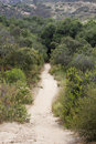 Free Hiking Path Royalty Free Stock Photography - 21082087