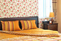 Free The Bed Room Stock Image - 21087291