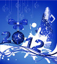 Free Merry Christmas And Happy New Year Stock Photography - 21087362
