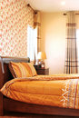 Free The Bed Room Royalty Free Stock Photography - 21087517