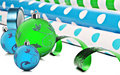 Free Christmas Gift Wrapping Paper And Decorarions Stock Photography - 21087662