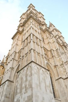Free Wesminster Abbey Tower Stock Photo - 21080230