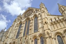 Free York Minster In England Stock Photo - 21080420