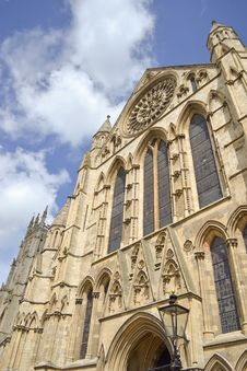 Free York Minster In England Stock Photo - 21080440