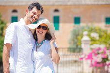 Free Beautiful Happy Couple Stock Photos - 21080633