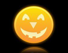 Free Pumpkin Royalty Free Stock Photography - 21080647