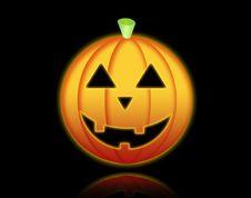 Free Pumpkin Royalty Free Stock Image - 21080666