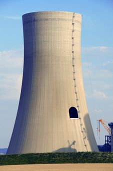 Free Power Plant Royalty Free Stock Photography - 21080867